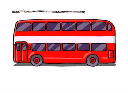 Intestines bus